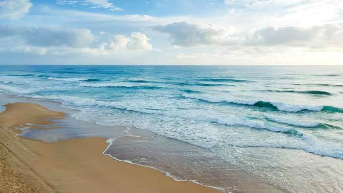 perchè il mare è salato?
